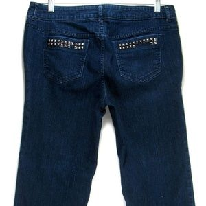 Vera Wang - Jeans - Tag Size 14P Women's
